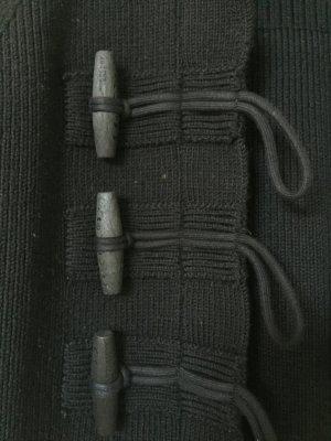 Burberry Brit Strickjacke Wolle mit Knebel Knöpfen Größe S