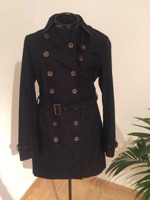 Burberry Brit Trenchcoat zwart-brons