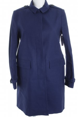 Burberry Brit Trench blu stile casual