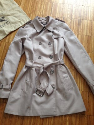 Burberry Brit Heavy Raincoat cream
