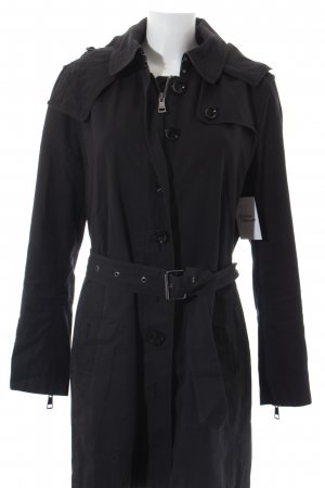 Burberry Brit Trenchcoat schwarz Casual-Look
