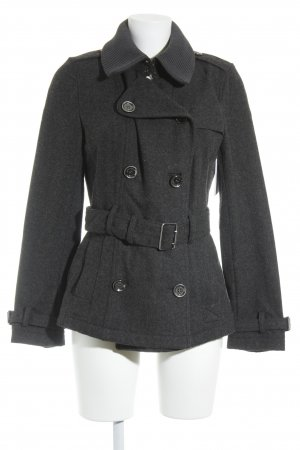 Burberry Brit Winterjacke taupe Casual-Look