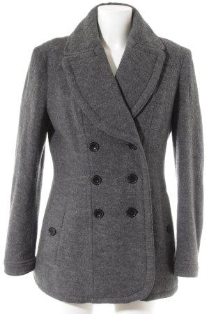 Burberry Brit Cappotto in lana grigio stile casual
