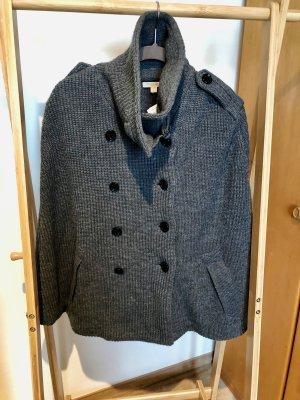 Burberry Brit Giacca di lana antracite