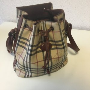 Burberry Bucket Bag Nova Check