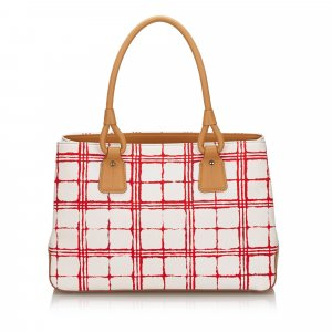 Burberry Handbag white