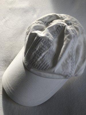 BURBERRY CAP Weiß Größe 58