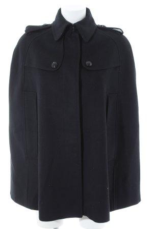Burberry Cape schwarz Elegant