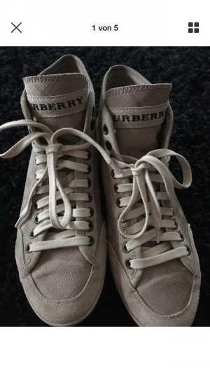 Burberry High top sneaker room