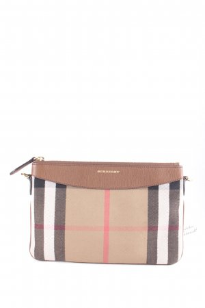 "Burberry Clutch ""House Check Derby"""