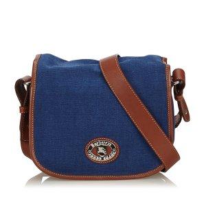 Burberry Cotton Crossbody Bag
