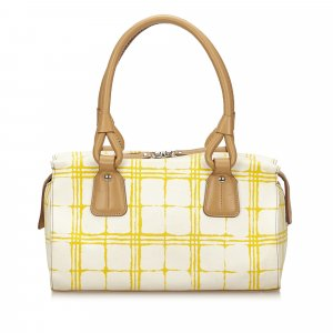 Burberry Cotton Handbag