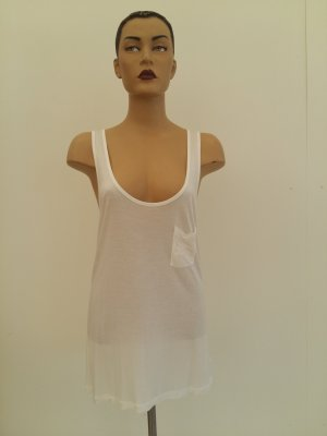 Burberry London Camicia lunga bianco