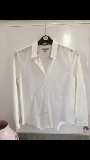Burberry Long Sleeve Shirt white