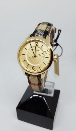 Burberry Analoog horloge goud