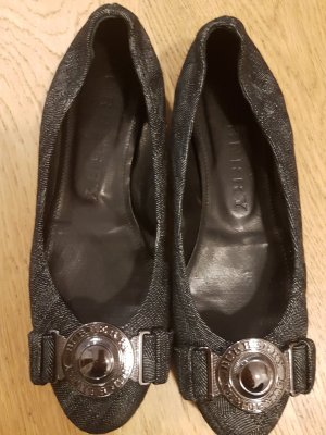 Burberry Ballerinas dark blue