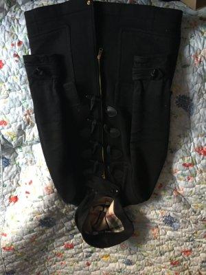 BURBERRY Duffle Coat Schwarz