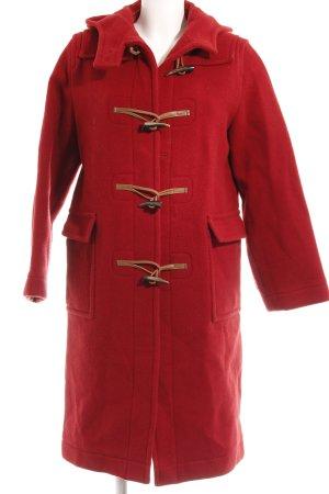 Burberry Duffeljas rood casual uitstraling