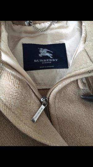 Burberry Dufflecoat, Woll-Dufflecoat, Gr 36