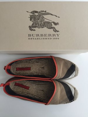 Burberry Brit Espadrillas multicolore