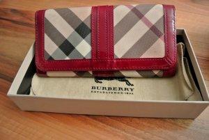Burberry Portemonnee veelkleurig