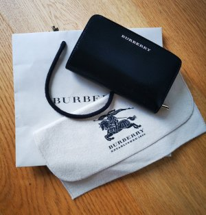 Burberry Portefeuille noir