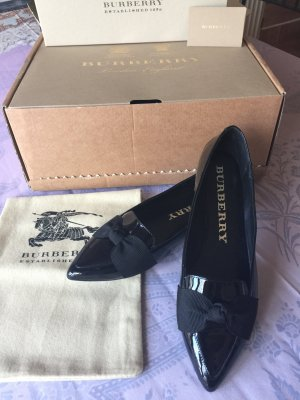 Burberry Gros Grain Loafer
