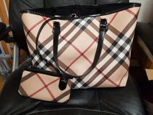 Burberry Tote multicolored