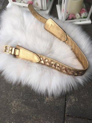 Burberry Cinturón pélvico color oro