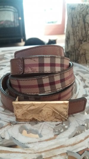 Burberry Belt multicolored