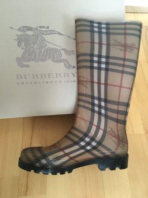 Burberry Gummistiefel Gr. 39