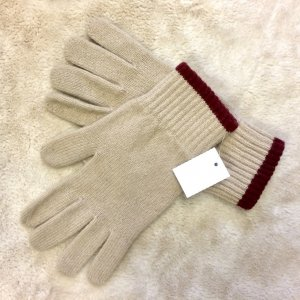 Burberry Gloves multicolored wool