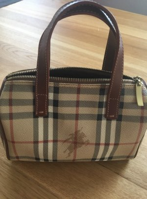 Burberry Handtasche-Check