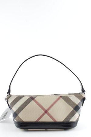 Burberry Handbag check pattern Brit look
