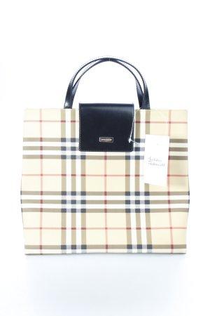 Burberry Handtasche mehrfarbig klassischer Stil