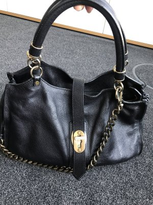 Burberry Frame Bag black-bronze-colored