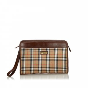Burberry Clutch beige
