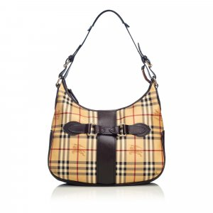 Burberry Sac hobo beige