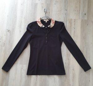 Burberry Shirt met lange mouwen veelkleurig