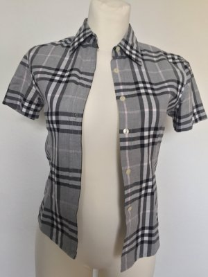 Burberry London Short Sleeve Shirt multicolored