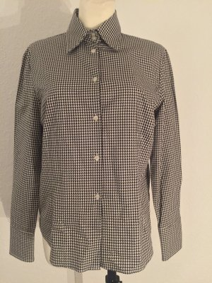 Burberry Blusa-camisa negro-blanco