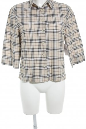 Burberry Hemd-Bluse Karomuster Casual-Look