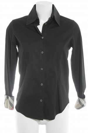 Burberry Shirt Blouse black business style