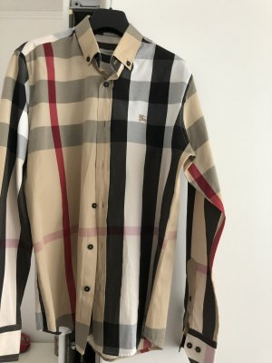 Burberry Long Sleeve Shirt cream
