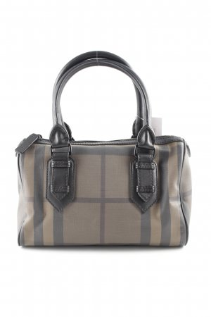 Burberry Carry Bag check pattern business style
