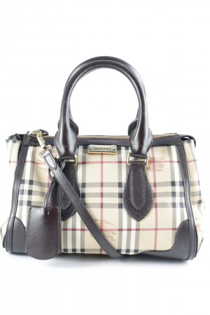 Burberry Carry Bag multicolored elegant
