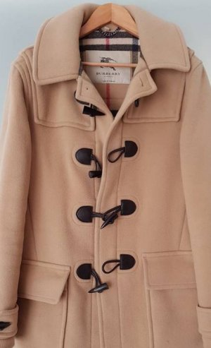 Burberry Wool Jacket multicolored