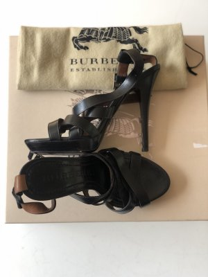Burberry High Heel Sandaletten