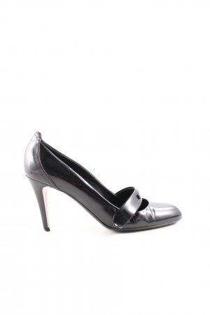 Burberry High Heels black business style