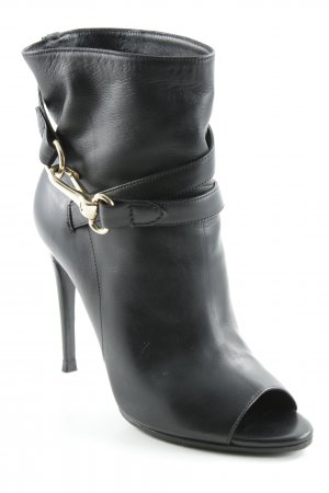 Burberry High Heels schwarz Party-Look